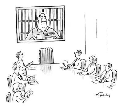New Yorker February 4th, 2008 Art Print