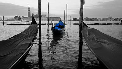 Photograph - Venice by Barbara Walsh