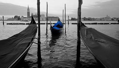 Photograph - Venice by Barbara Walsh
