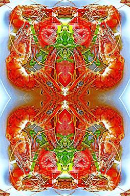 24811. Sea Food.  Original by Andy Za