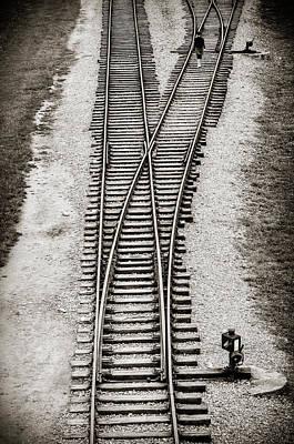 Auschwitz Art Print by Mihai Ilie