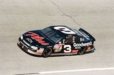 Earnhardt Photograph - Dale Earnhardt by Retro Images Archive