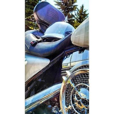 Transportation Photograph - Instagram Photo by Aaron Kremer