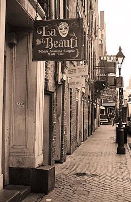 New Orleans - Bourbon Street 27 Art Print