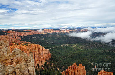 Photograph - 251p Bryce Canyon by NightVisions