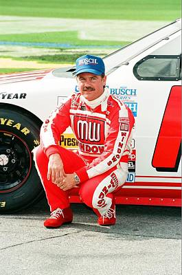 Terry Labonte Art Print by Retro Images Archive