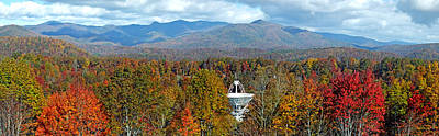 Photograph - 26 East And The Blueridge Panoramic by Duane McCullough