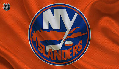 New York Islanders Art Print by Joe Hamilton