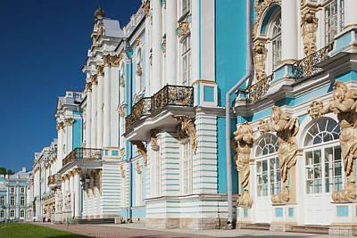 Russia, Saint Petersburg Art Print by Walter Bibikow