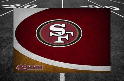 Nfl Photograph - San Francisco 49ers by Joe Hamilton