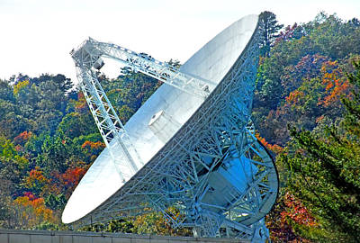 Photograph - 26 West Antenna Filtered by Duane McCullough