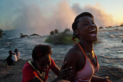 Zambesi River Photograph - Zambia by Sergi Reboredo
