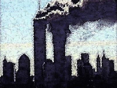 Digital Art - Meltdown Gallery by James Kosior