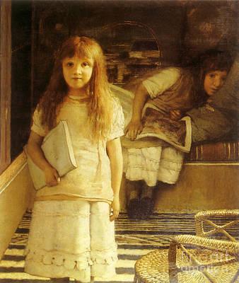 Victorian Art Piece Art Print