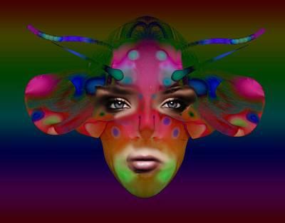Digital Art - Woman by Bogdan Floridana Oana