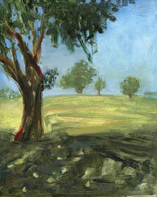 Golf Art Painting - Rcnpaintings.com by Chris N Rohrbach