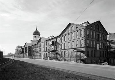 Photograph - Colt Factory, 2005 by Granger
