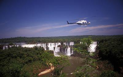 Iguazu Falls National Park, Argentina Art Print by Javier Etcheverry