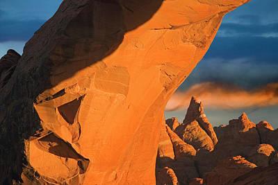 Usa, Utah, Arches National Park Art Print
