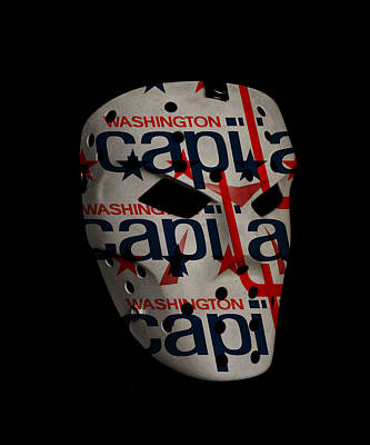Washington Capitals Photograph - Washington Capitals by Joe Hamilton