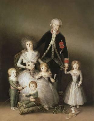 Borgia Photograph - Goya Y Lucientes, Francisco De by Everett