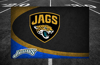 Jacksonville Photograph - Jacksonville Jaguars by Joe Hamilton