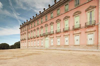 1759 Photograph - Spain, Castilla Y Leon Region, Segovia by Walter Bibikow