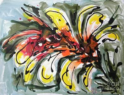 Modern Kitchen - Zenmoksha Flowers by Baljit Chadha