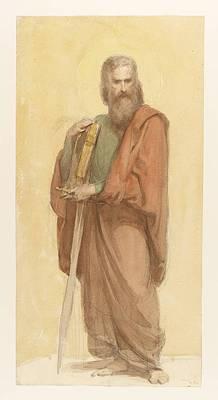 Charles Fairfax Art Print