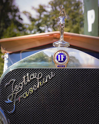 Photograph - 1922 Isotta-fraschini by Jack R Perry
