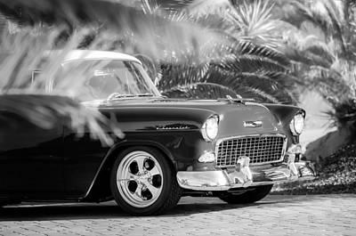 Photograph - 1955 Chevrolet 210 by Jill Reger