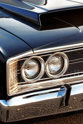 Digital Art - 1966 Dodge Coronet 500 by Gordon Dean II