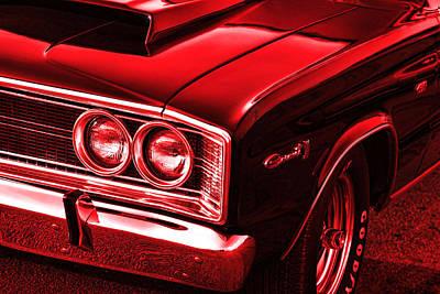 Photograph - '66 Dodge Coronet 500 by Gordon Dean II