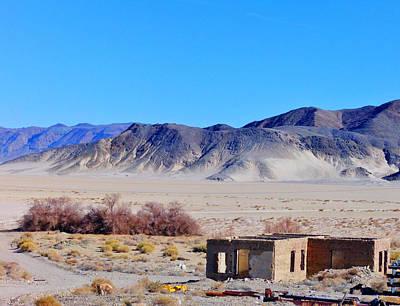 Photograph - A Desert View by Marilyn Diaz