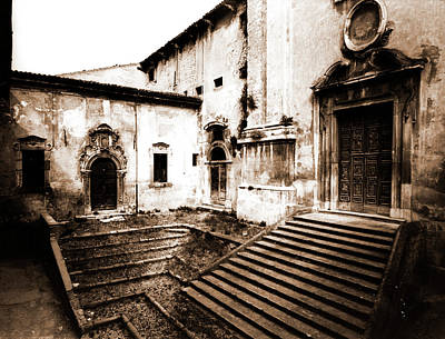 Chiara Photograph - Abruzzo, Aquila, Sulmona by Litz Collection