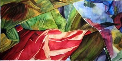 Disorder Painting - Harmony In Chaos by Anuradha Gupta