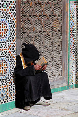 Fes Photograph - Africa, Morocco, Fes by Kymri Wilt