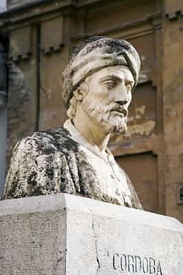 Al Andalus Photograph - Al-ghafiqi, Islamic Physician by Sheila Terry