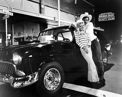 Harrison Ford Photograph - American Graffiti  by Silver Screen