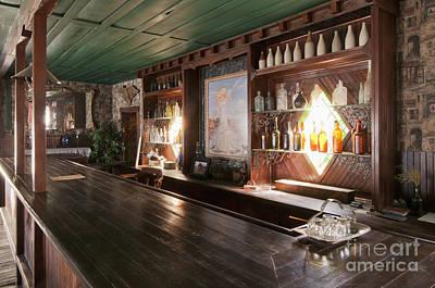 Photograph - American Hotel In Cerro Gordo by Dan Suzio