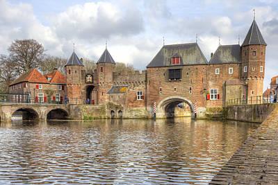 Medieval City Photograph - Amersfoort by Joana Kruse