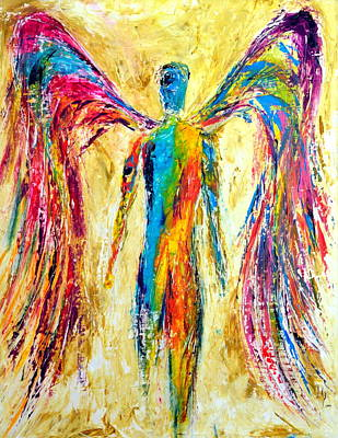Angel Of Color Original