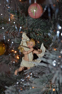 Photograph - Angel Tree 5 by Bob Sample