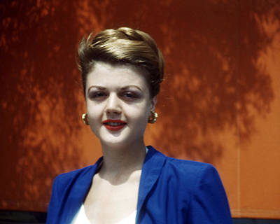 Lansbury Photograph - Angela Lansbury by Silver Screen