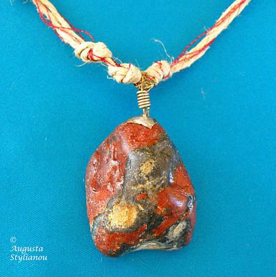 Aphrodite Genetyllis Necklace Original by Augusta Stylianou