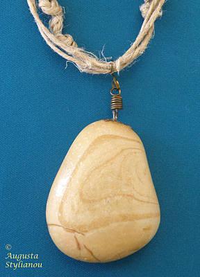 Hand Made Jewelry - Aphrodite Urania Necklace by Augusta Stylianou