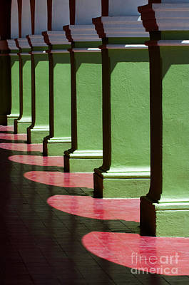 Dolores Photograph - Arched Walkway by John Shaw