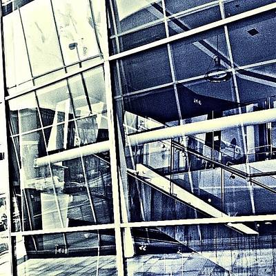 Abstract Wall Art - Photograph - Windows 3 by Jason Michael Roust