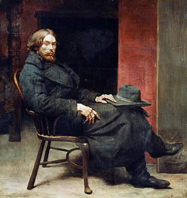 Sir William Orpen Painting - Augustus John (1878-1961) by Granger