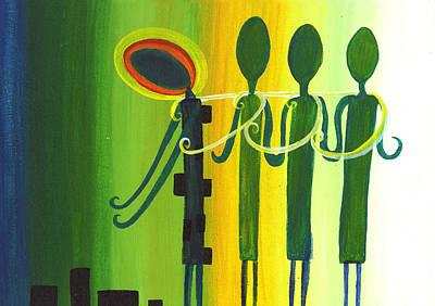 Autism Painting - Autism  by Samadhi Rajakarunanayake